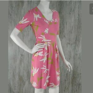Lilly Pulitzer Womens Dress XS Stretch